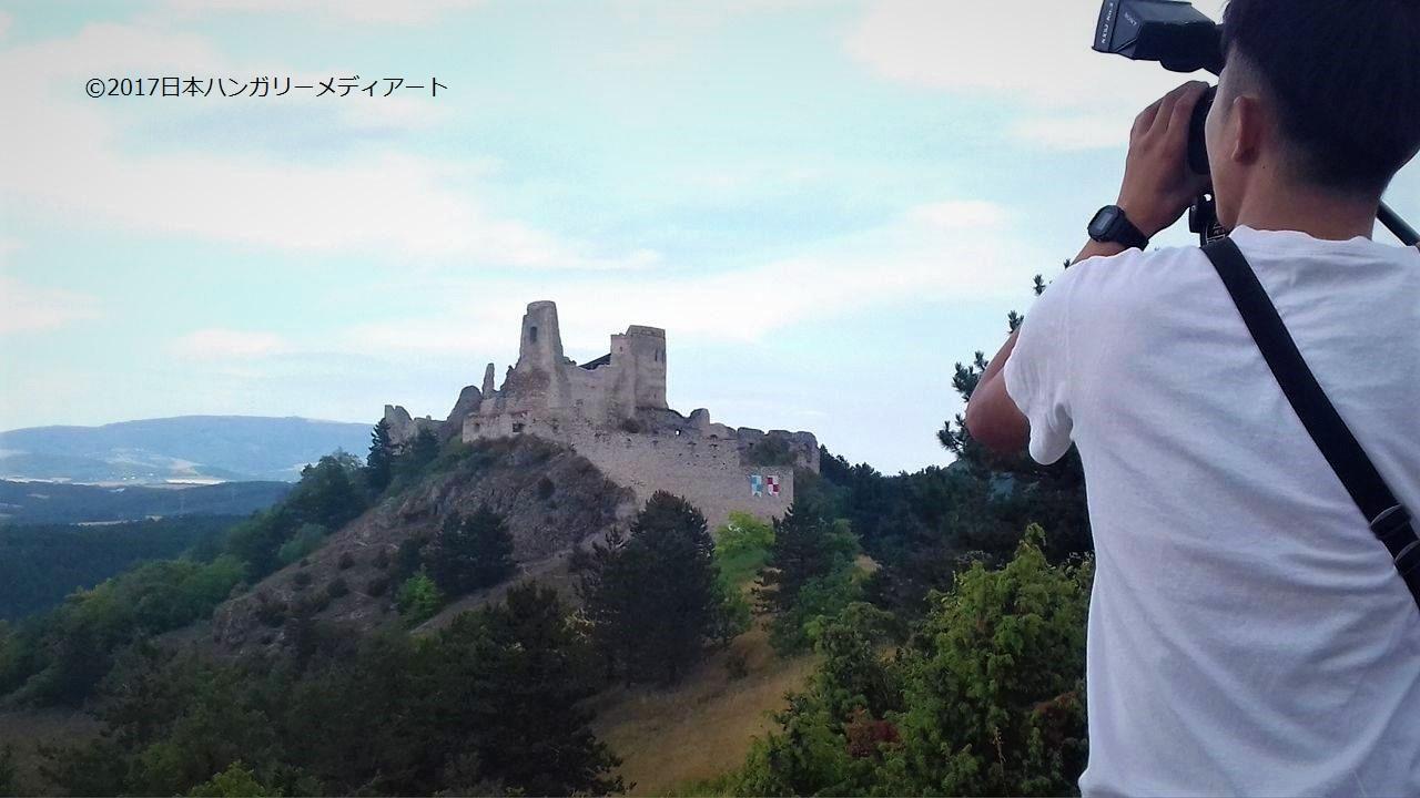 フジテレビ特番『映っちゃったGP』   日本ハンガリーメディアート